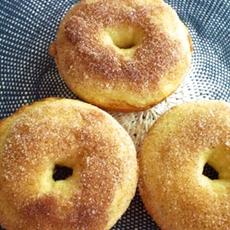 Breakfast Doughnuts