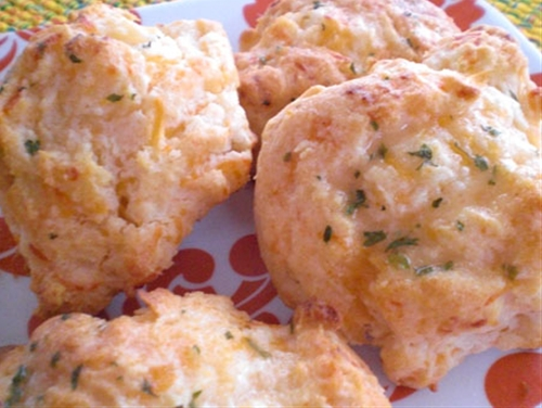 Copy Cat Red Lobster Biscuits