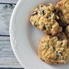 Homemade christmas: oatmeal chocolate chip cookies