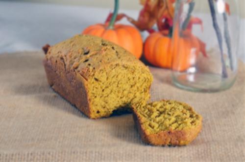 Pumpkin Bread Mini Loaves