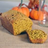 Pumpkin Bread Mini Loaves