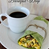 Steak and Asparagus Breakfast Wrap Recipe