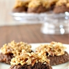 Dairy-Free German Chocolate Cookies made with Silk Vanilla Almondmilk