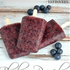 Easy Homemade Blueberry Popsicles