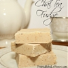 Chai Tea Fudge Recipe