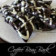 Coffee Bean Bark