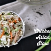 Chicken Asian Slaw