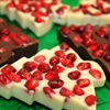 Pomegranate Chocolate Bark