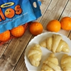 Mandarin Orange Sweet Rolls