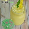 Pineapple breeze mocktail recipe