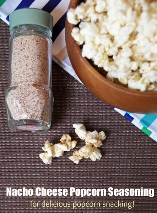 Nacho Cheese Popcorn Seasoning