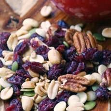 Sweet Salty Trail Mix