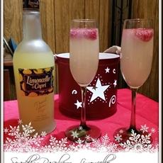 Sparkling Raspberry Limoncello