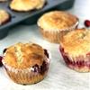 Cranberry Cobbler Muffins