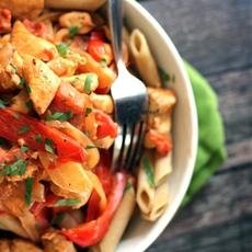 Weeknight Chicken Paprikash