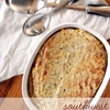 Southwest Sweet Corn Souffle