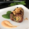 Onion Blossom Stuffed Flank Steak