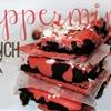 Peppermint Crunch Bark