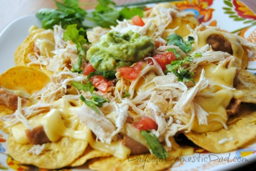 Chicken Nachos Recipe with Tillamook Cheese