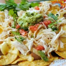 Chicken Nachos Recipe with Tillamook Cheese
