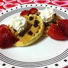 tandy cake waffle recipe