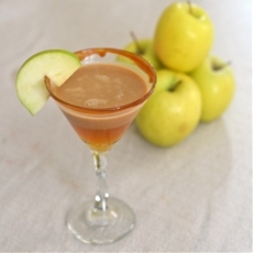 caramel apple martini recipe a sweet treat for gro