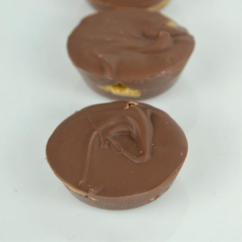 Allergy free peanut butter cups