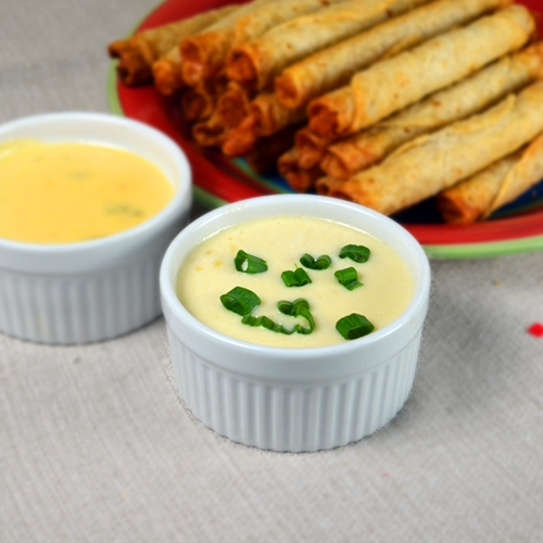 Homemade Queso