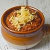 Turkey crockpot chili that sticks to your ribs