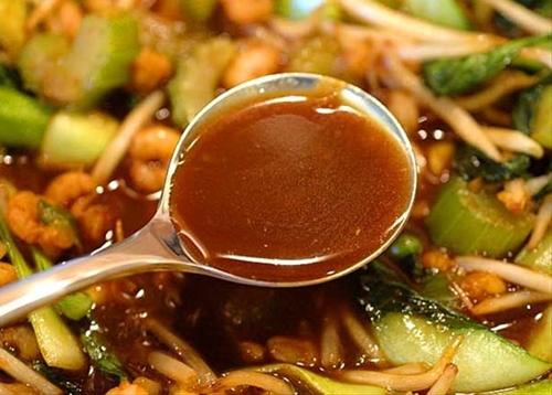 All-Purpose Stir-Fry Sauce Brown Garlic Sauce) Recipe