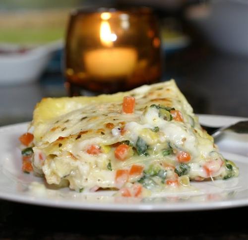 Roasted VegetableLasagna
