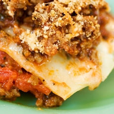 The Best Lasagna. Ever