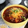 Three Bean & Beef Crock Pot Chili
