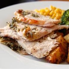 Rosemary Roasted Turkey Recipe