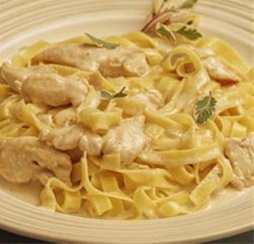 Slow Cooker Chicken Alfredo Recipe recipe | Chefthisup