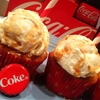 Coca Cola Float Cupcakes