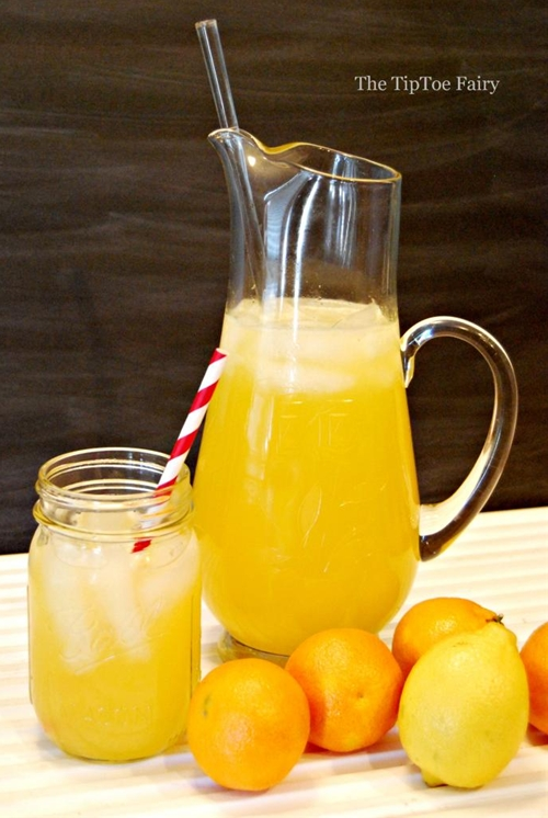 How to make Orangeade