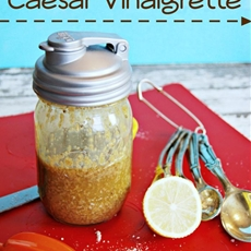 Caesar Vinaigrette Dressing