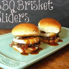 BBQ Brisket Sliders