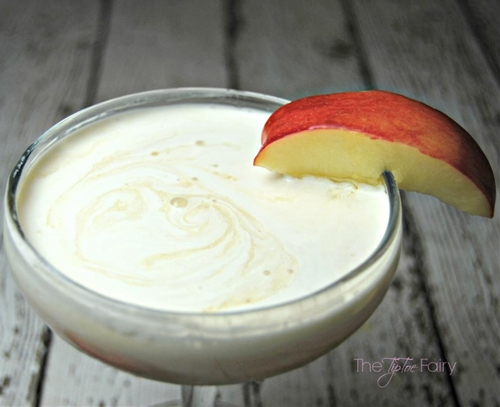 Whipped Apple Cocktail