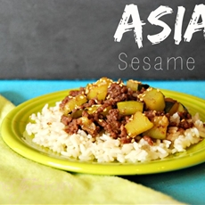 Asian Sesame Beef