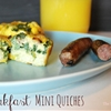 Breakfast Mini Quiche