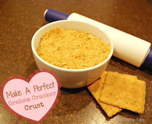 Make the Perfect Graham Cracker Crust