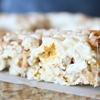 Marshmallow Pretzel Popcorn Bars