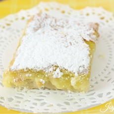 Country Time Lemon Squares