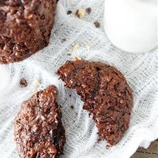 Flourless Chocolate Cookie Recipe