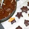 Chocolate Covered Homemade Cheese Nips