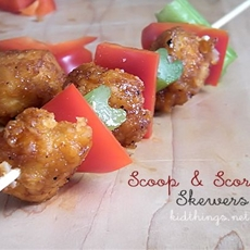 Scoop & Score Skewers