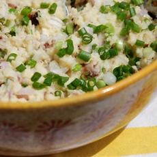 Baked Potato-Style Potato Salad