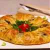 Delicious Chicken and Mushrooms in Gravy Crescent Roll!
